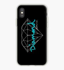 Diamond Supply Co Teal iPhone Case
