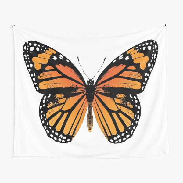 Monarch Butterfly | Vintage Butterflies |  Tapestry
