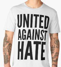 united against hate Men's Premium T-Shirt