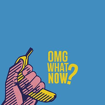 OMG WHAT NOW? by obelixdesign