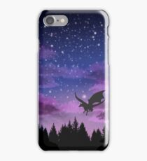A Dragons Starry Flight iPhone Case/Skin