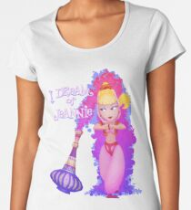I Dream of Jeannie Women's Premium T-Shirt