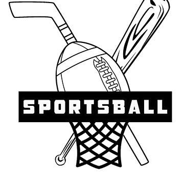 Sportsball by thorhallericson