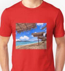 Sunny Beach Holiday Tropical Langkawi Island Malaysia T-Shirt