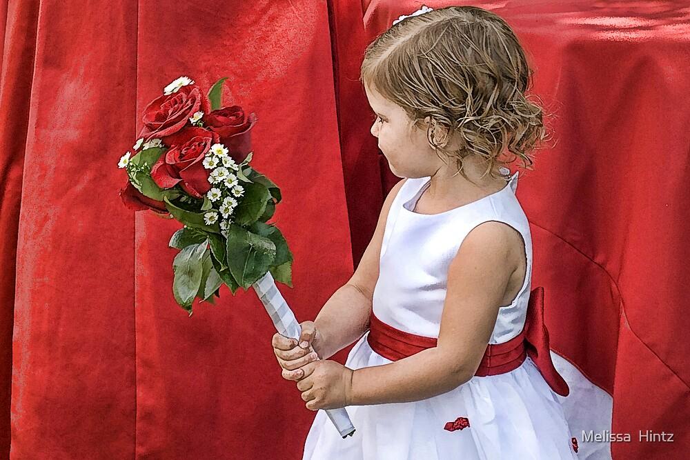 Flower Girl by Melissa  Hintz