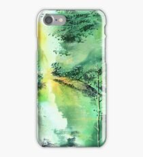 Into The Green iPhone Case/Skin