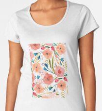 Floral Dance Women's Premium T-Shirt