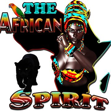 The African Spirit  by TK0920