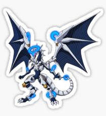 Firewall Dragon Sticker