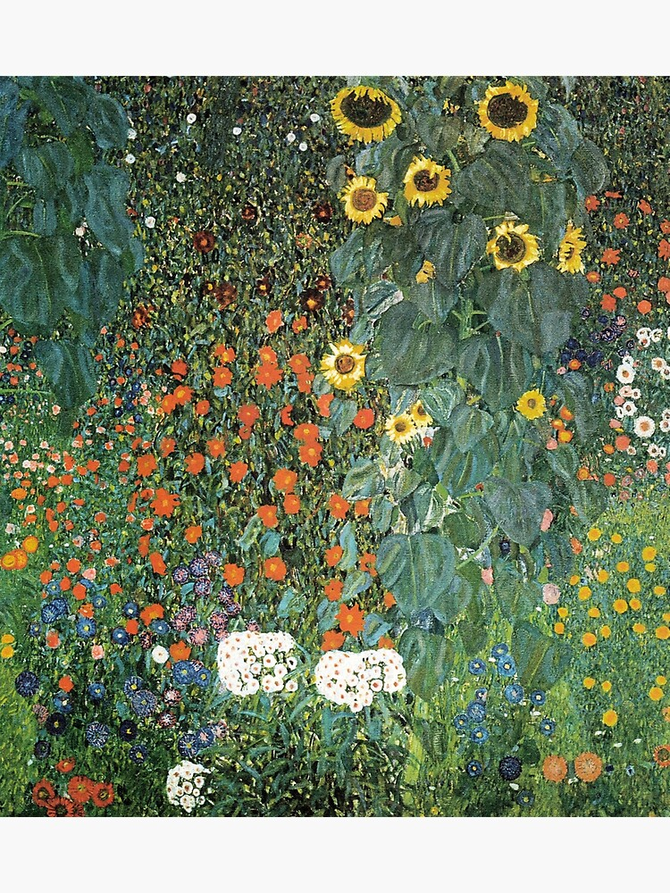 fe4de3ef96b Gustav Klimt - The Sunflower
