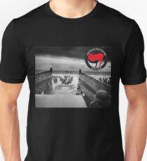 Antifa beach landing T-Shirt