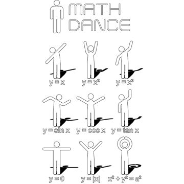 Math dance...with shadows by shbubble1