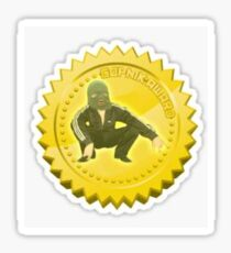 Gopnik Award Sticker