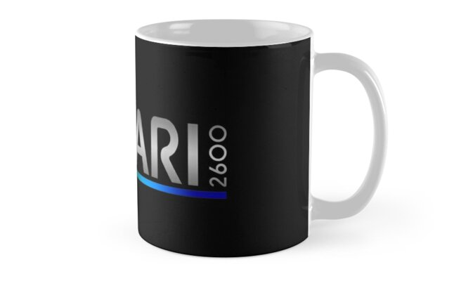 Atari 2600 Mug
