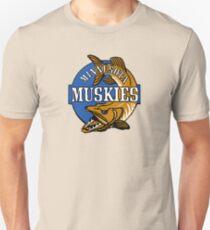 1b915b461 Minnesota muskies Unisex T-Shirt