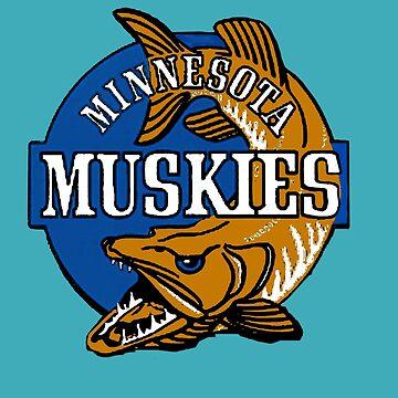 Minnesota muskies by airplanebrand