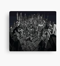 Persona 5 - City Canvas Print