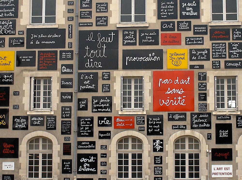 Ecole des Beaux Arts, Blois by debwilson