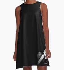 Out of the Dark A-Line Dress