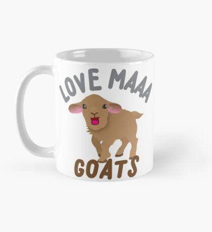 LOVE MAAA GOATS Mug
