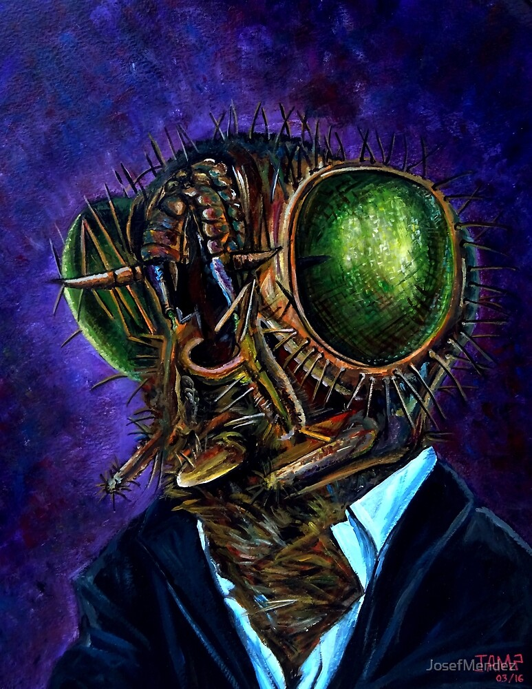 Return the Fly (with Vicent Price) by JosefMendez