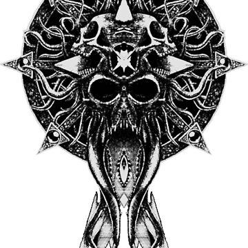 Chaos Sigil by N1V3K
