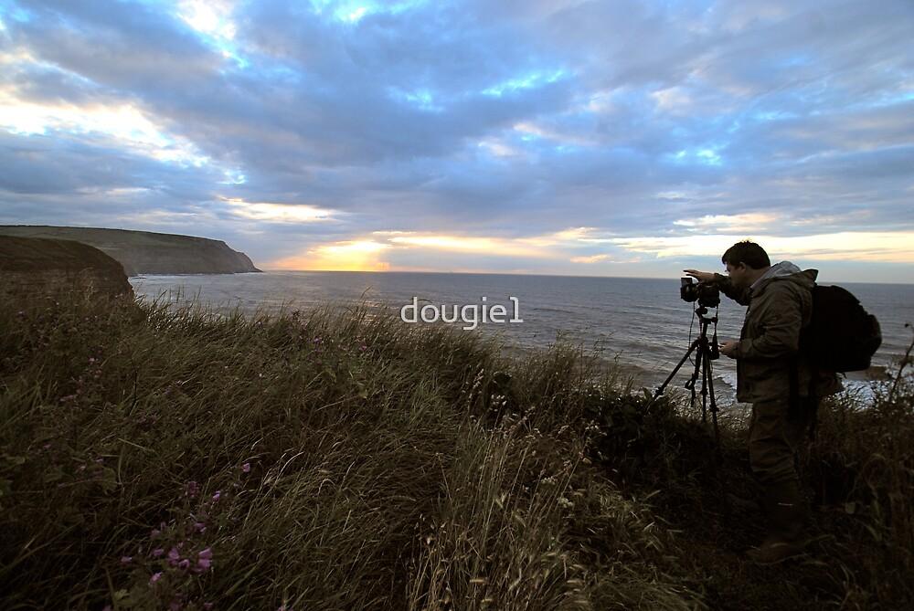 photographer seeking sunset by dougie1