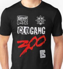 Glo gang X Glory boyz Collab 2 Unisex T-Shirt