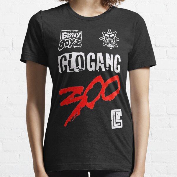 Glo gang X Glory Boyz Collab 2 T-shirt essentiel