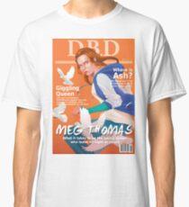 Dead by Daylight Magazine Cover - Meg Thomas Classic T-Shirt