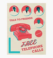 Rocky, Tyler and Carti - Telephone Calls Photographic Print