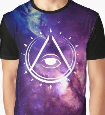 Omega - Nebula Graphic T-Shirt