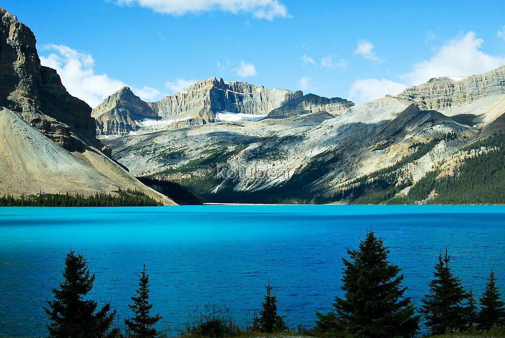 Bow Lake by kotybear