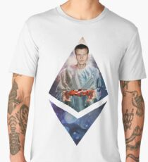 Heavenly Vitalik Ethereum Icon Men's Premium T-Shirt