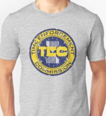 Timecop - Time Enforcement Commission  Unisex T-Shirt