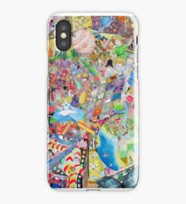World of Shapes iPhone Case/Skin