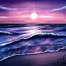 night sky by Powerhh