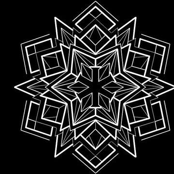 geomandala by fllannink