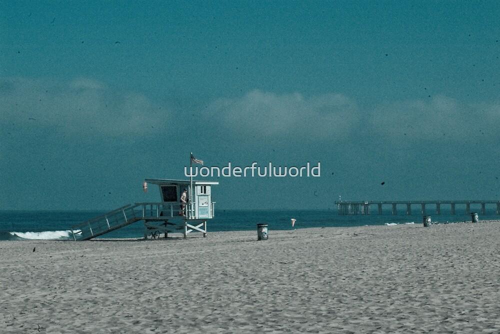 Beach Blanket Bingo  by wonderfulworld