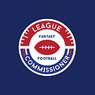 Fantasy Football League Commissioner by yelly123