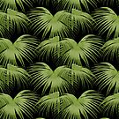 Palm leaves by rlnielsen4