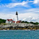 Portland Head Lighthouse by T.J. Martin