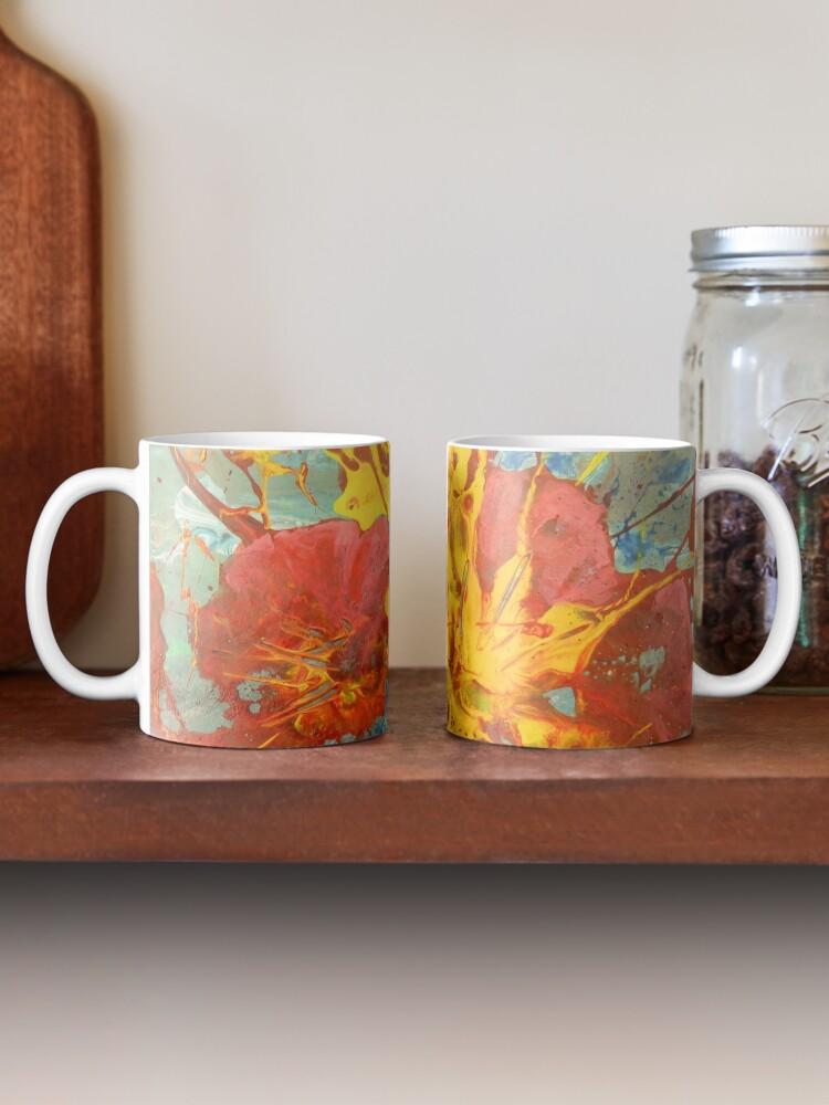 Alternate view of Flowering Expectations Mug