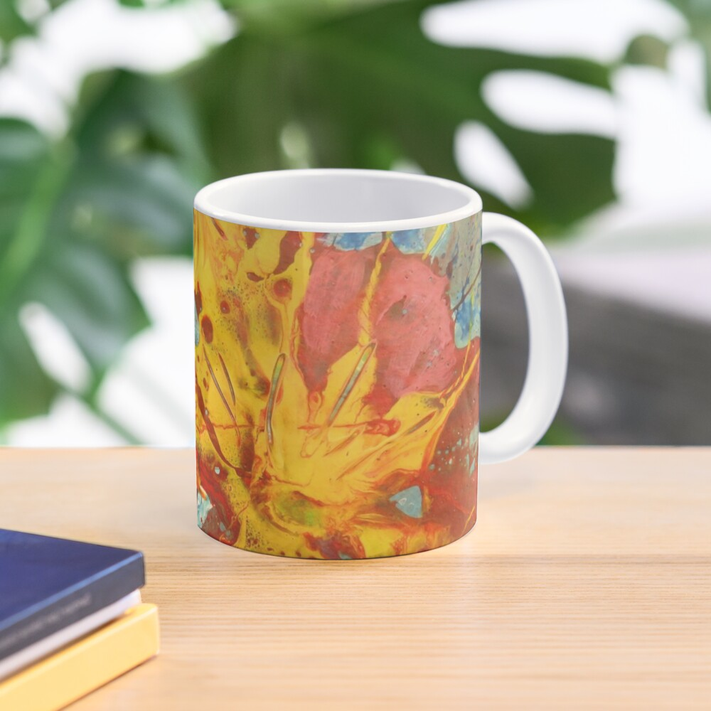 Flowering Expectations Mug