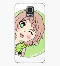 Ichu - Chibi Kanata Case/Skin for Samsung Galaxy