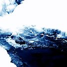 The frozen River by Imi Koetz