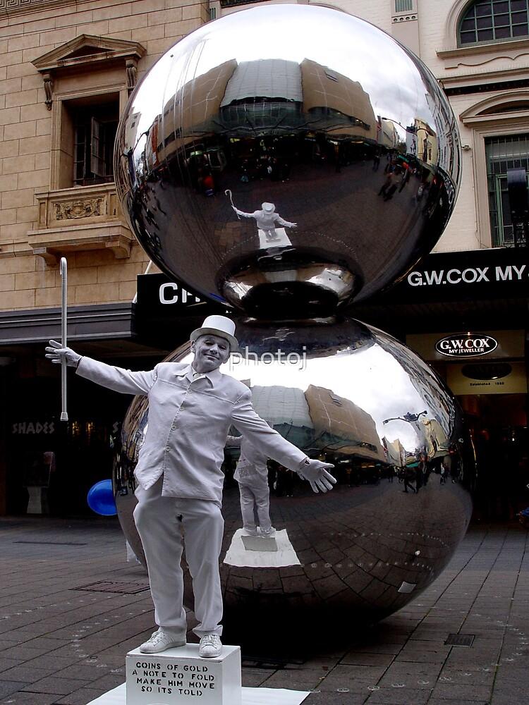 photoj South Australia, Adelaide Rundle Mall, G Day! by photoj