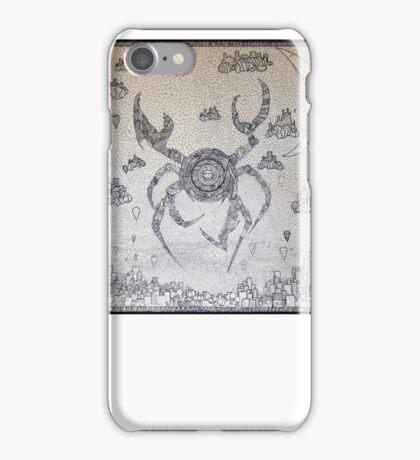 Cyber Crab iPhone Case/Skin