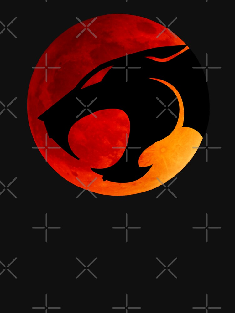 Donnerkatzen - Roter Mond von biggeek