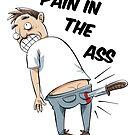 Schmerz im Arsch von DCornel